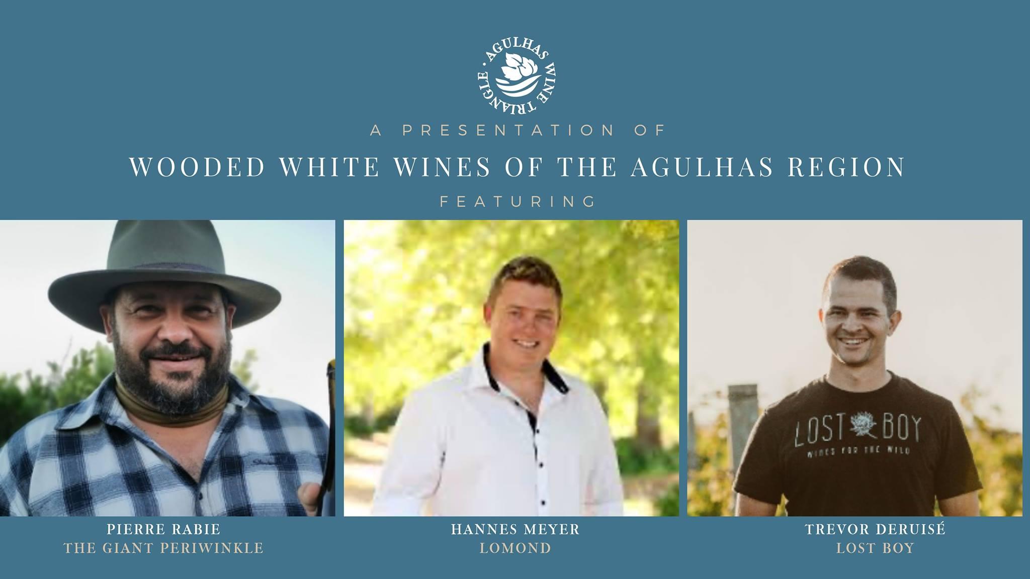 Wooded Whites of Agulhas