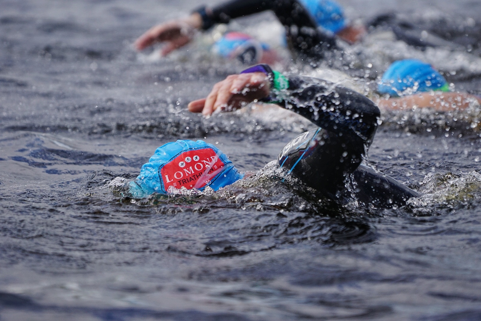 2020 Lomond Open Water Swim
