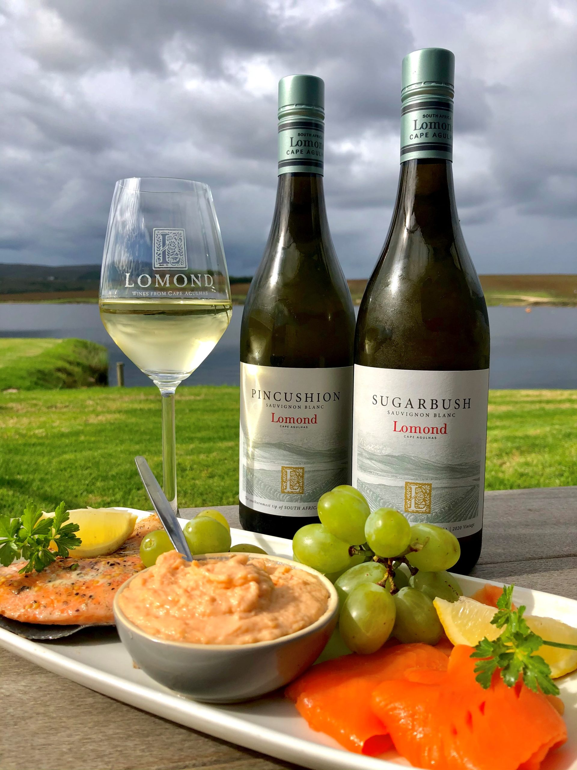 The Perfect Pairing – Lomond Trout and Sauvignon Blanc